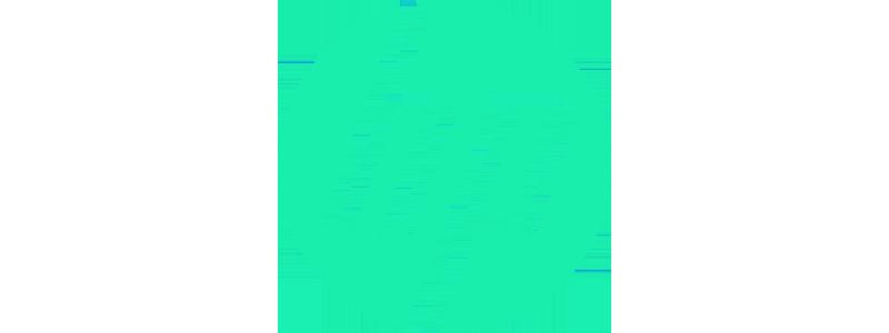 Hp logo Green