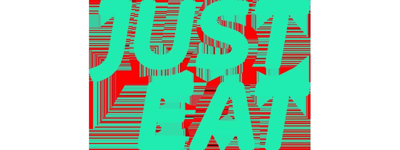 Just EAt Logo Green